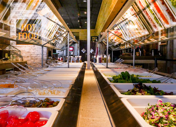 5 of Chicago's Best Lunchtime Salad Bars